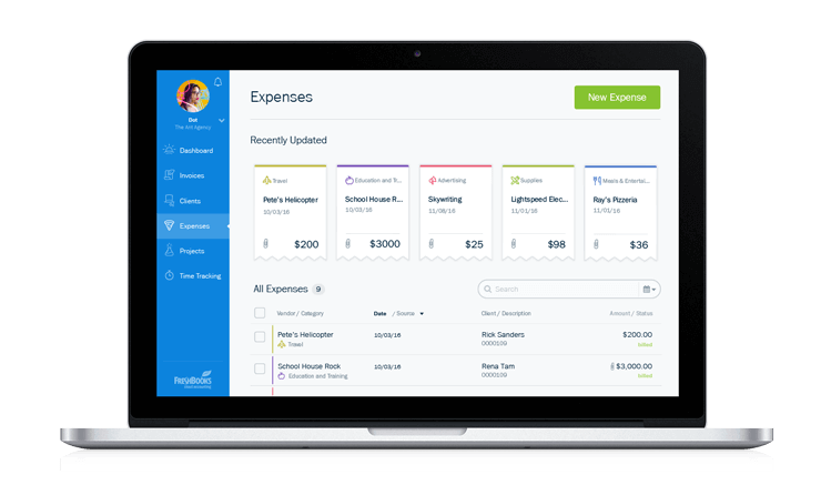 Organize Expenses Effortlessly